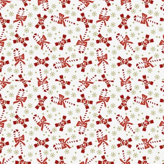 Fondo acuarela transparente de navidad con caramelos, abetos, estrellas y globos
