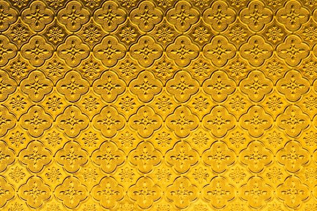 Fondo amarillo vitral