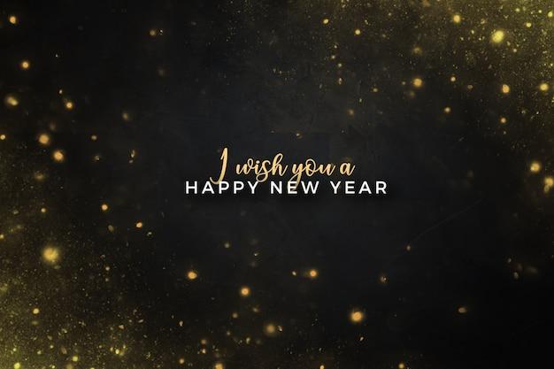 Fondo de año nuevo