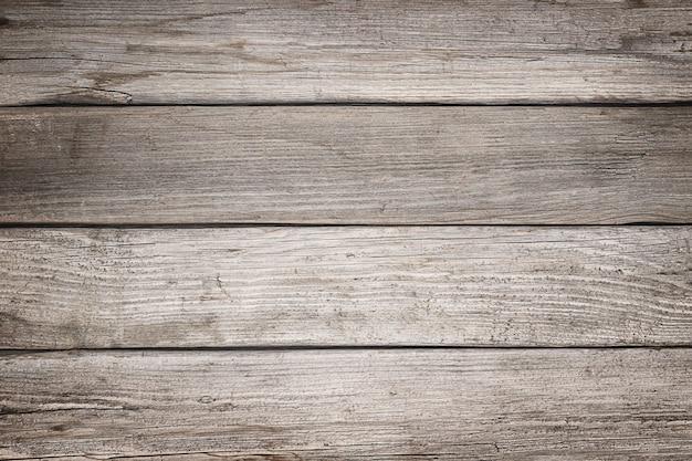 Fondo antiguo degradado gris con textura de madera