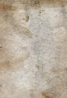 Fondo antiguo de la textura del papel de pergamino del grunge
