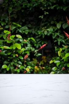 Fondo de árbol frondoso verde vibrante