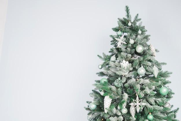 Fondo de árbol de navidad