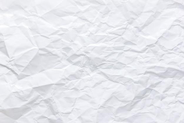 Fondo arrugado harapiento de la textura del libro blanco