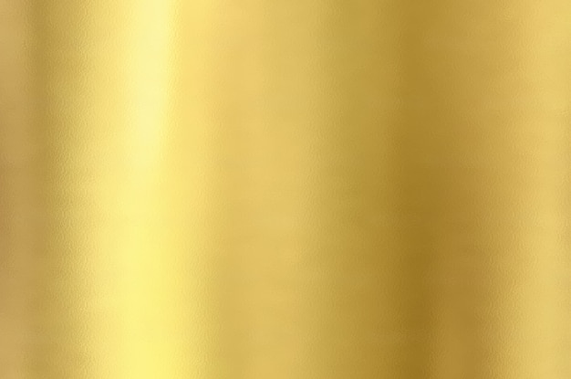 Fondo arrugado oro de la textura de la hoja