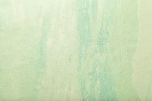 Fondo de arte abstracto de color verde claro y amarillo