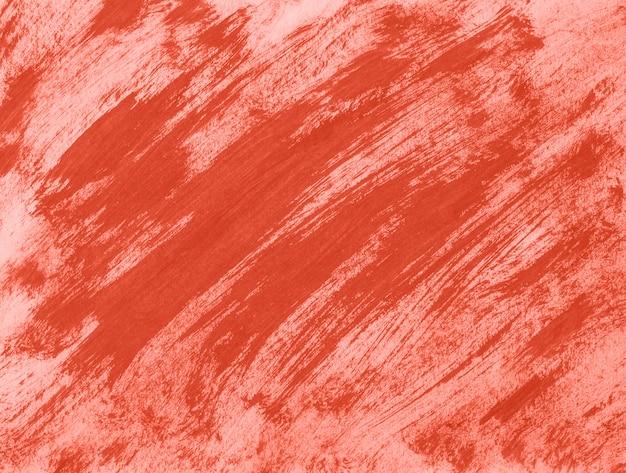 Fondo del arte abstracto. textura de color fondo de color coral.