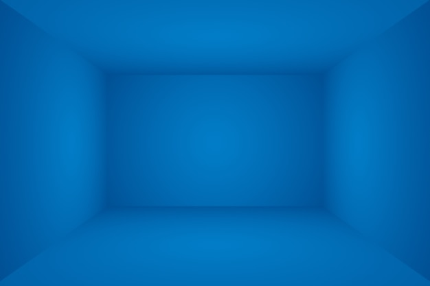 Fondo azul degradado de lujo abstracto