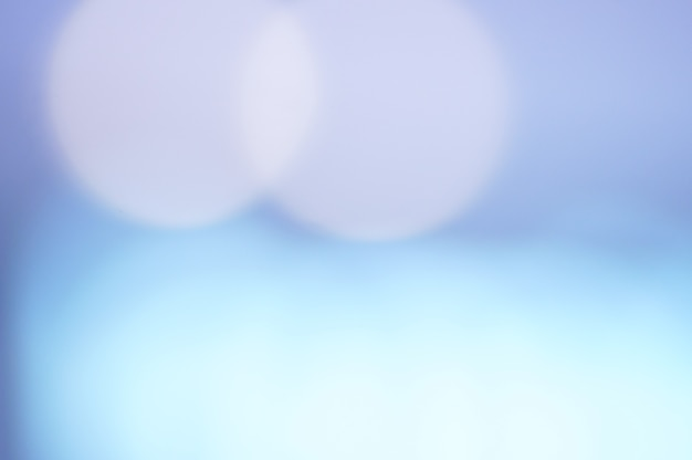 Fondo azul desenfocado