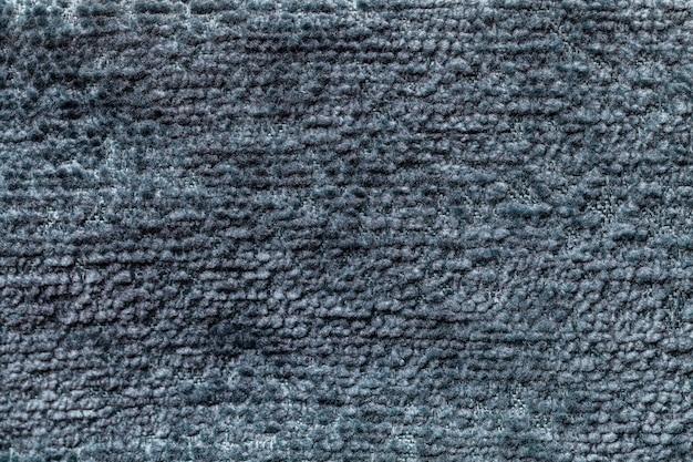 Fondo azul marino de material textil suave