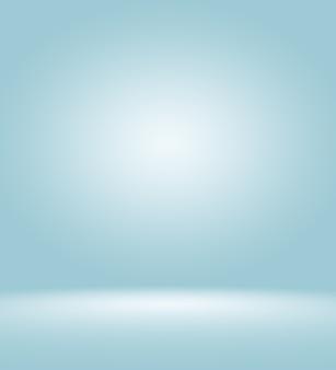 Fondo azul oscuro liso abstracto