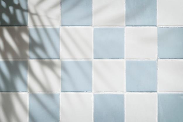 Fondo de azulejos pastel vintage