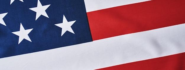 Fondo de bandera americana.