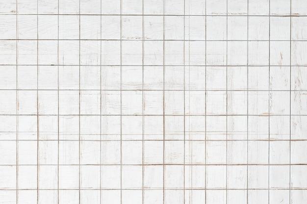 Fondo de banner de blog con textura de madera de rejilla