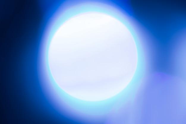 Fondo borroso abstracto - fugas de luz