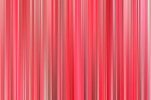 Fondo borroso abstracto con rayas verticales rojas