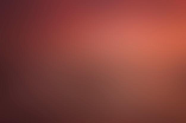 Fondo borroso abstracto de tono rojo