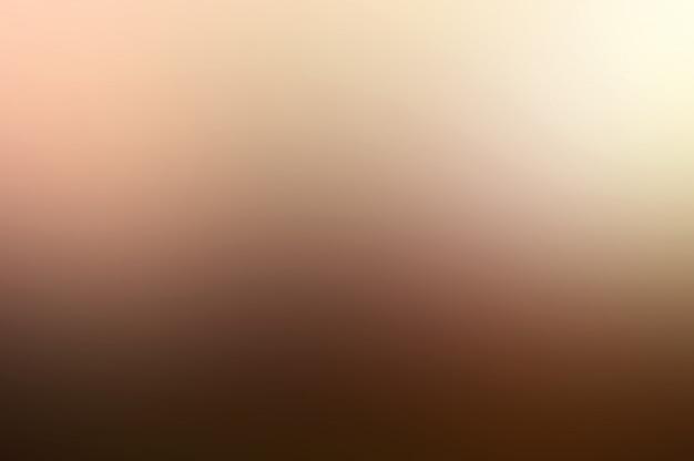 Fondo borroso marrón abstracto