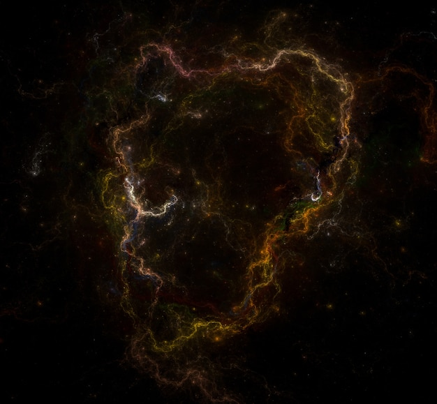 Fondo de campo de estrellas. textura de fondo del espacio exterior estrellado.