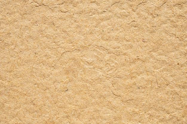 Fondo de cartón de textura de papel kraft reciclado eco marrón