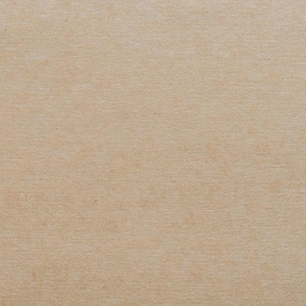 Fondo de cartulina de papel marrón