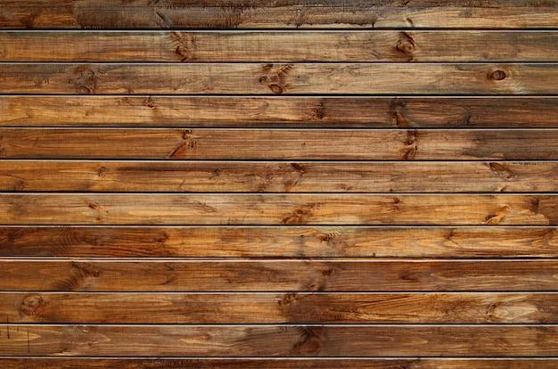 Fondo de la cerca de madera anudada natural. textura de madera.