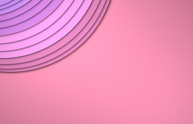Fondo de color abstracto espacio de copia de banner