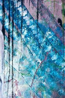 Fondo colorido del arte de la calle del graffiti
