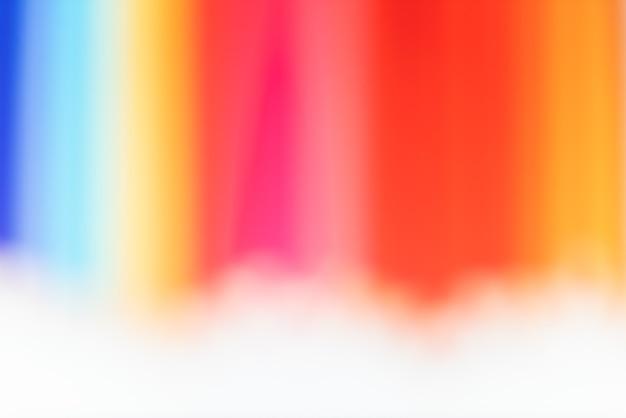 Fondo colorido borroso vivo