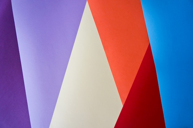 Fondo colorido geométrico