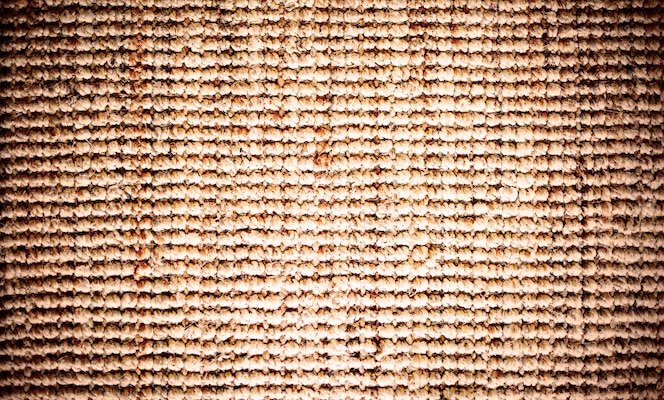 Fondo de lino de lana con textura patrón tejido concepto