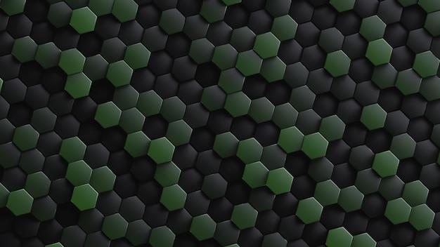 Fondo decorativo. estilo paramilitar. tonos de verde.