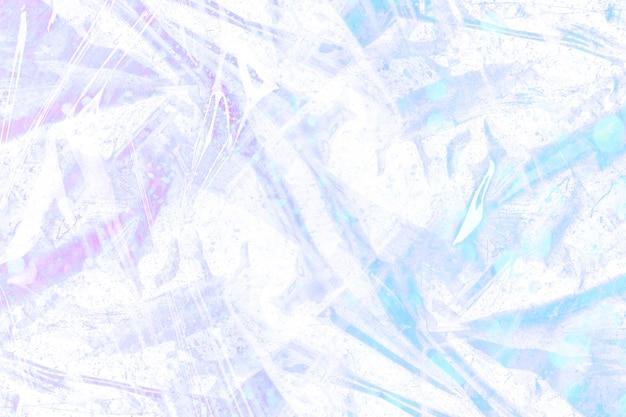 Fondo degradado textura de la superficie de plástico holográfica
