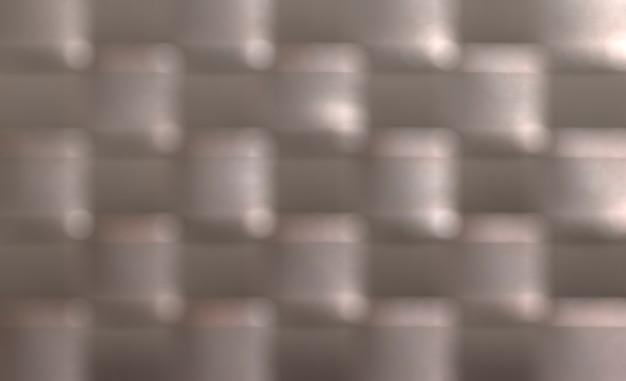 Fondo de desenfoque de color marrón claro bokeh