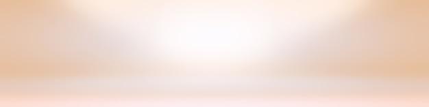 Un fondo de desenfoque degradado vintage suave con un color pastel que se usa como sala de estudio, presentación de productos y pancarta.