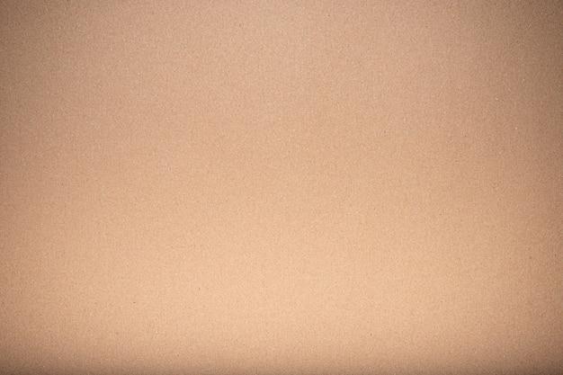 Fondo ecológico de textura de cartón artesanal. fondo