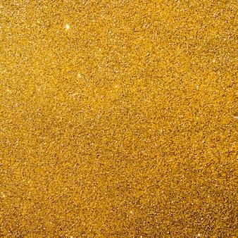 Fondo de espacio de copia de luz dorada brillante