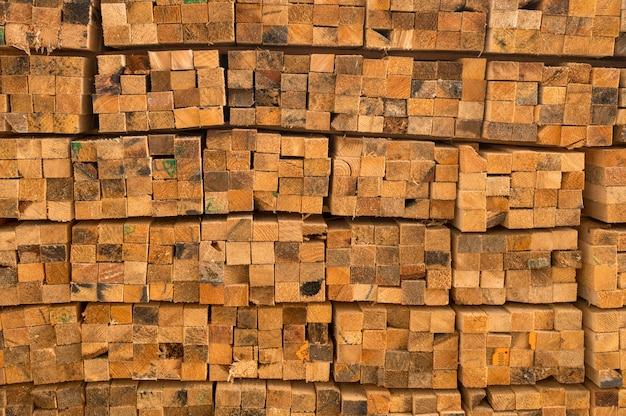 Fondo de espacio de copia de mosaico de madera
