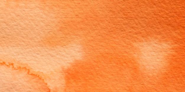 Fondo de espacio de copia naranja acrílico abstracto