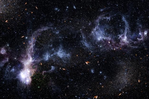 Fondo del espacio exterior