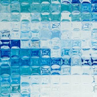 Fondo estético con textura de vidrio estampado