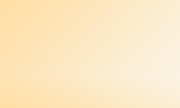 Fondo de estudio degradado de oro amarillo brillante