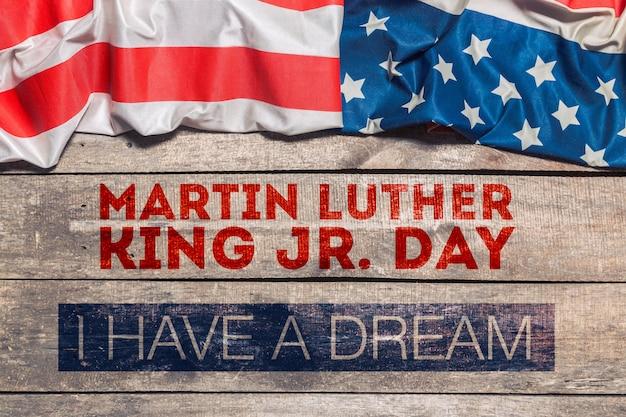 Fondo feliz del día de martin luther king