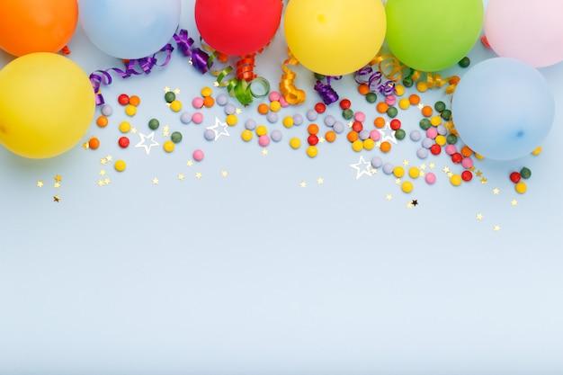 Fondo fiesta de cumpleaños