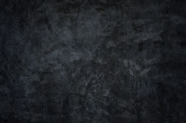 Fondo un fondo oscuro muro de hormigón