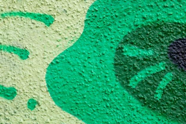 Fondo de graffiti mural colorido abstracto