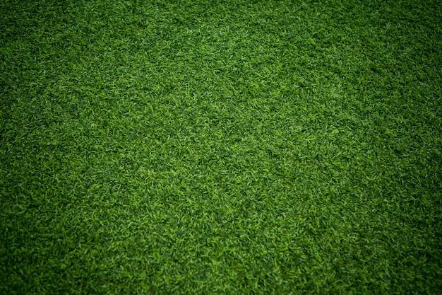 Fondo de hierba verde, campo de fútbol