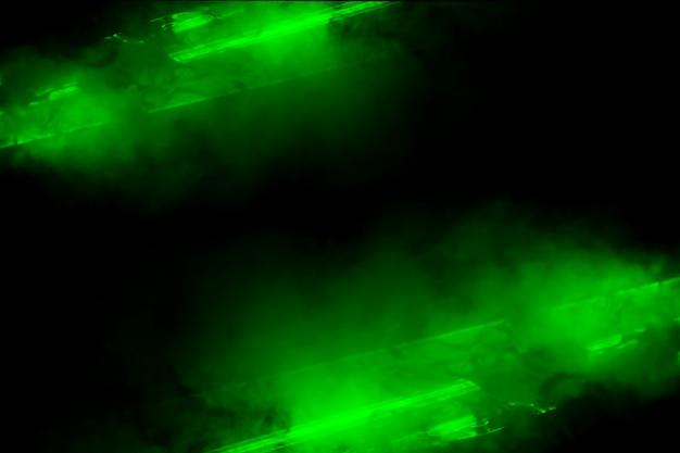 Fondo horizontal abstracto láser óptico