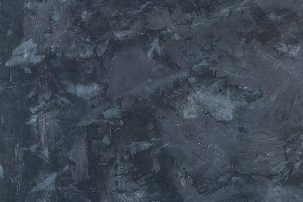 Fondo de hormigón oscuro, pared con textura, preparación para el diseño. copia espacio
