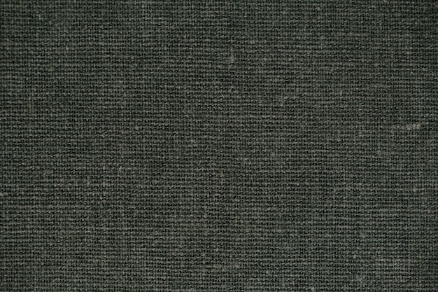 Fondo de lana negra